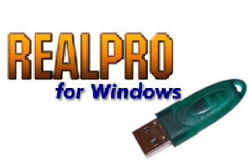 REALPRO for Windows and Key